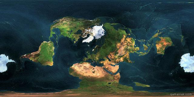 carte-monde-centree-antarctique