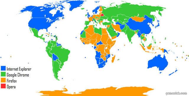 carte-monde-navigateur-plus-utilise