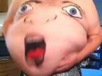 gros-ventre-visage