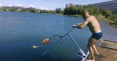 velo-aquatique