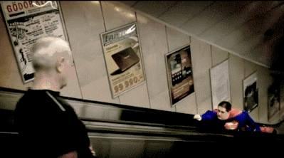 superman-escalator