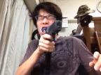 montage-brosser-dents-pistolet-vraies-balles