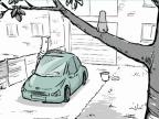 3-pigeons-vs-1-voiture