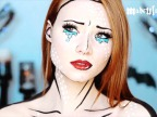 maquillage-dessin-anime