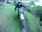 moto-pleine-vitesse-travers-bois