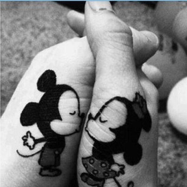 Idée Tatouage Pour Couple idées de tatouages pour un couple
