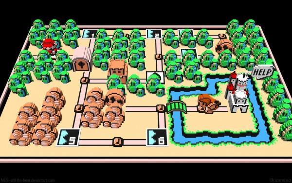 jeux-2d-3d-mario-map