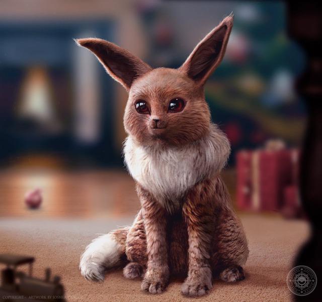 pokemons-realistes-joshua-dunlop-evoli