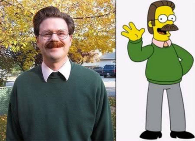 sosie-ned-flanders-simpsons