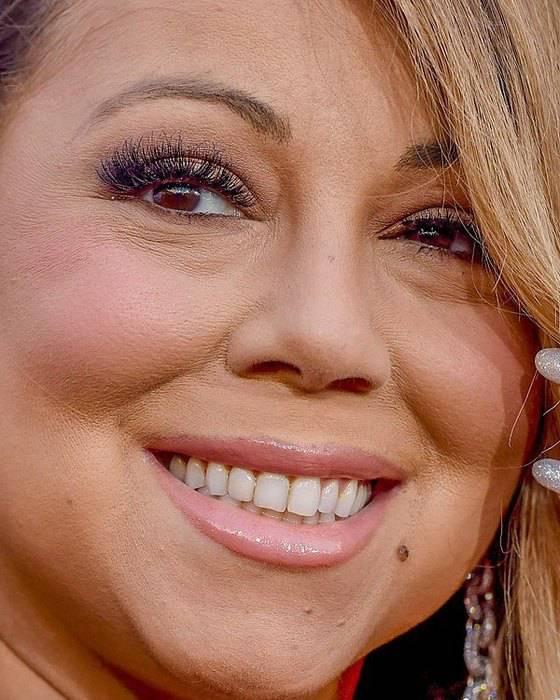 visage-celebrites-pres-mariah-carey