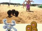 les-pokemons-plage