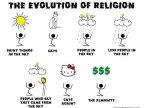 evolution-religion