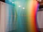 arc-ciel-avec-des-ficelles-couleur