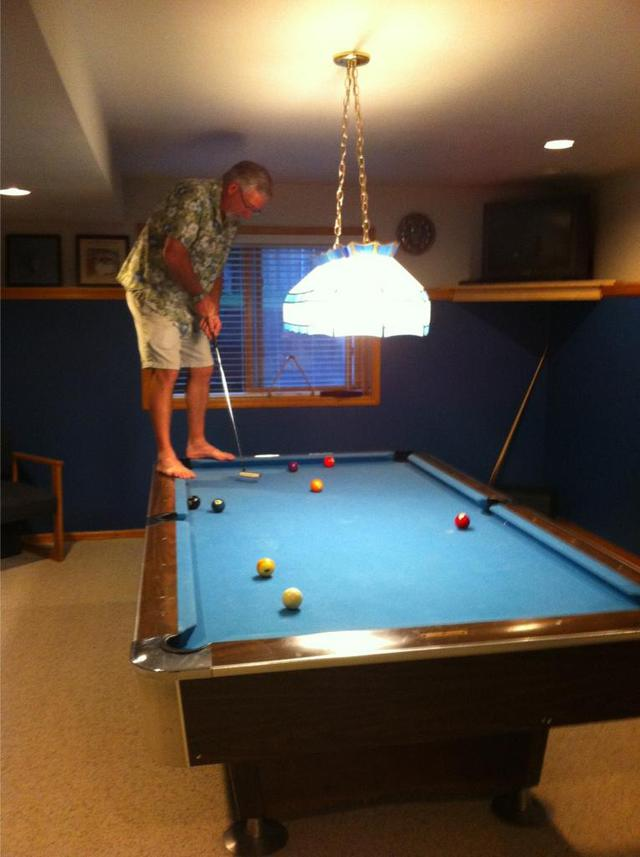 golf-billard