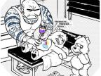 tatouage-bisounours