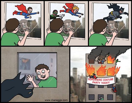superheros-voler-groupe