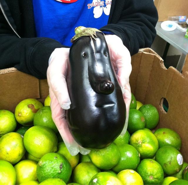 aubergine-avec-visage