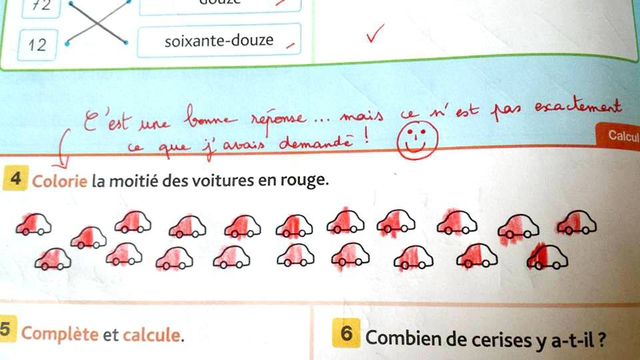 colorier-moitie-voitures-rouge