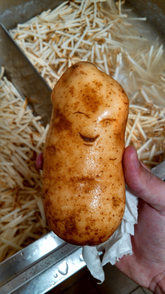 une-patate-heureuse