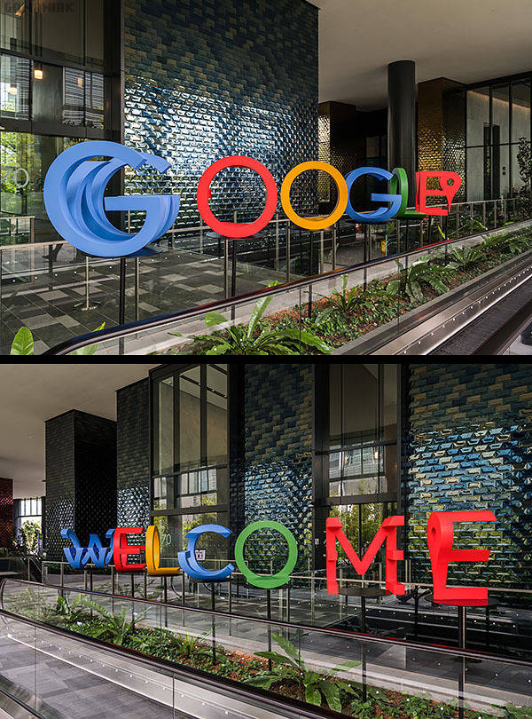 google-welcome