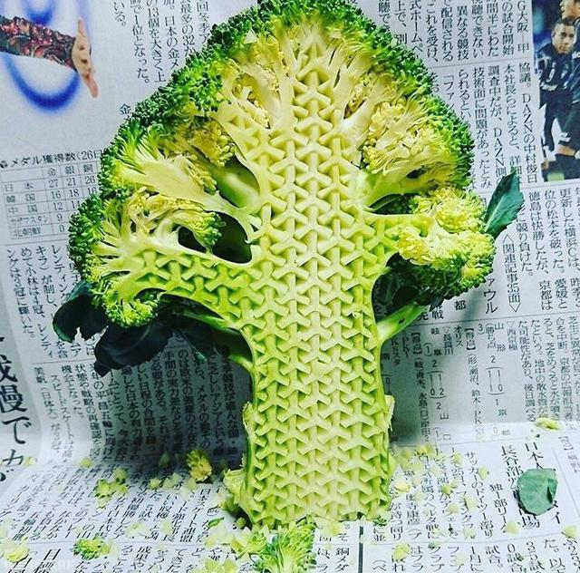 sculpture-brocoli