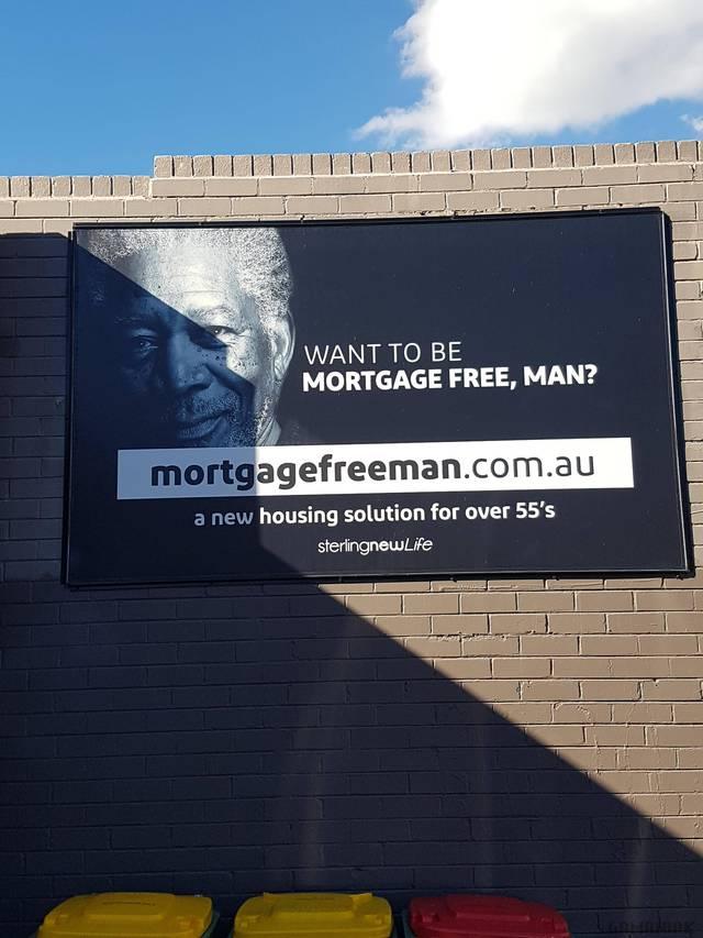 want-mortgage-free-man