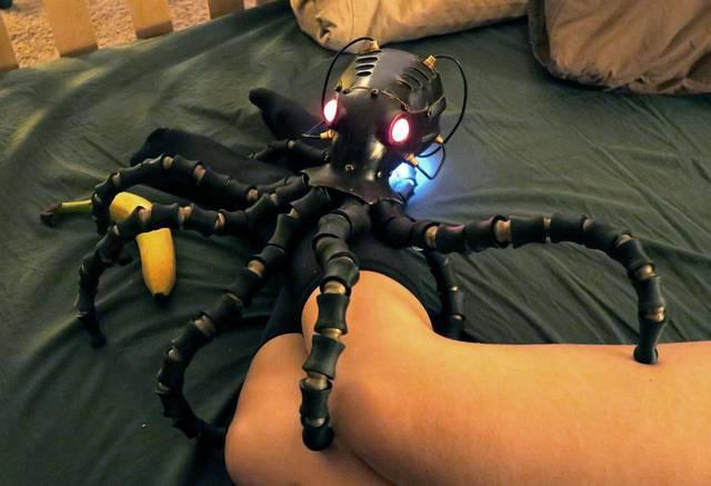 robot-pieuvre