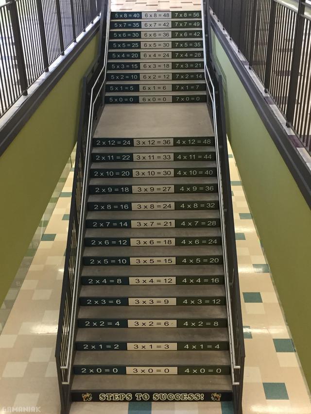 tables-multiplication-escaliers-ecole-elementaire