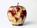 pomme-croquee-facon-former-les-continents-notre-planete
