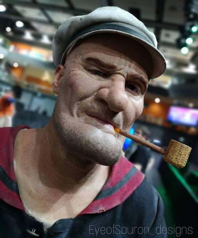 cosplay-popeye-masque-visage