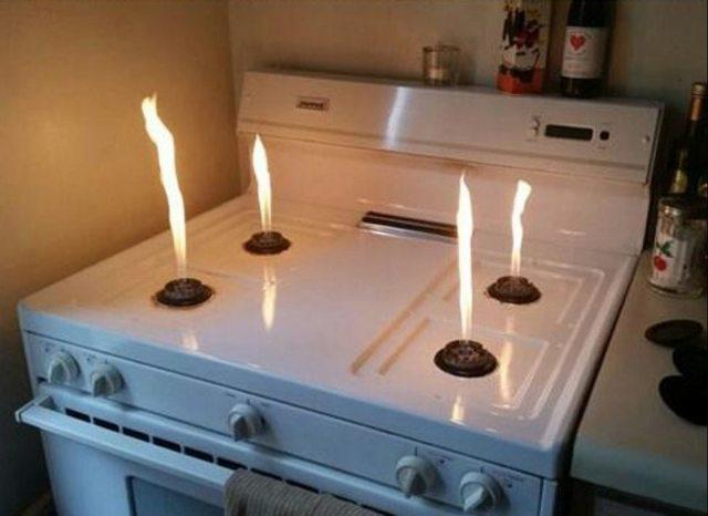 cuisiniere-gaz-sans-chapeaux-bruleurs