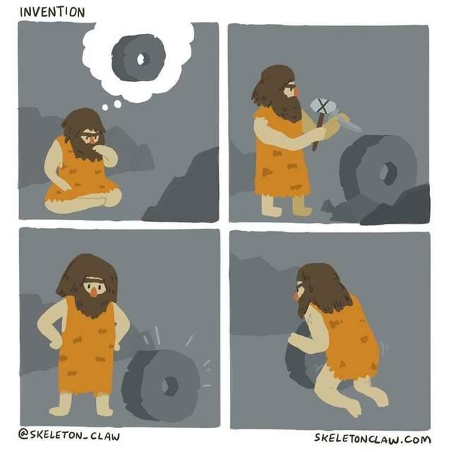 pourquoi-homme-invente-roue