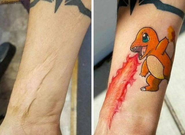 tatouage-cicatrice-salameche