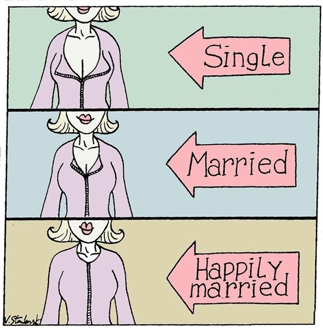 single-married