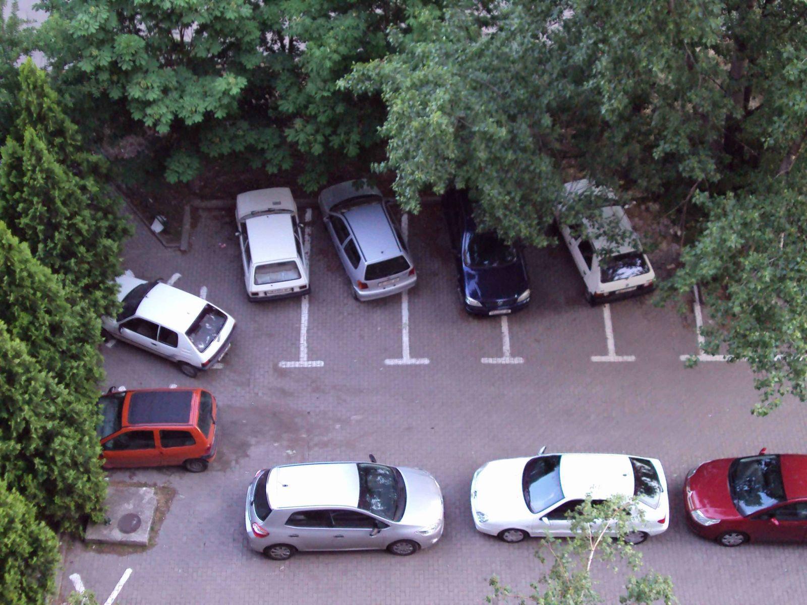 Картинки прикольные парковка машин