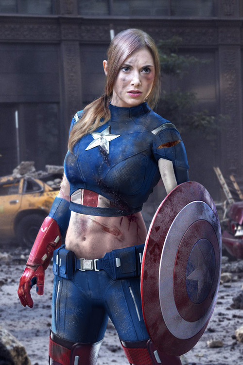 captain-america-girl