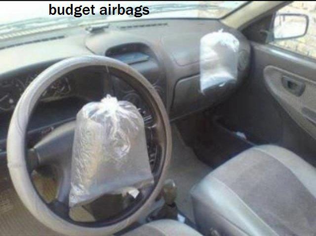 airbag-pauvre