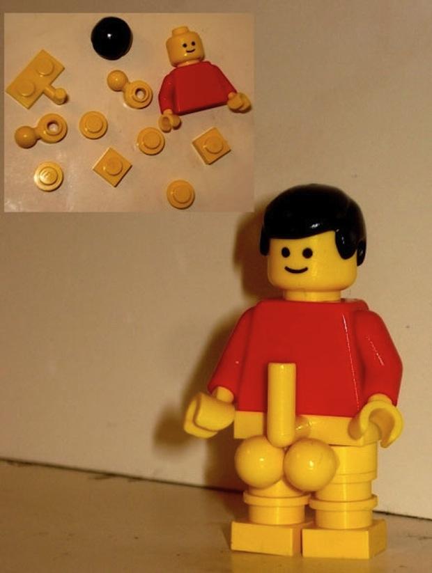 lego-erection