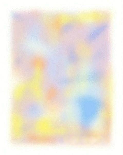 Image Illusion d'optique, une image qui disparait