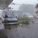 miniature pour Vidéo du typhon aux Philippines