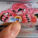 miniature pour Flipbook DBZ - Boo vs Majin Vegeta