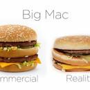 miniature pour Pubs McDonald's vs Le vrai sandwich