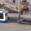 miniature pour Remorquer sa voiture avec un bus