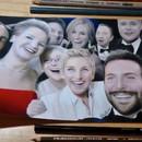 miniature pour Le selfie des oscars dessiné aux crayons de couleur