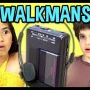 miniature pour Des enfants découvrent le walkman