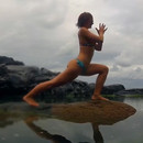 fille-yoga-vague