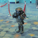 miniature pour Une petite fille en Cosplay de Predator