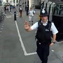 miniature pour Cycliste stoppé par la police