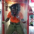 miniature pour Il se prend pour un Super Saiyan dans un simulateur d'ouragan