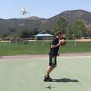 filmer-panier-basket-drone